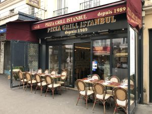 Restaurant turc à Paris